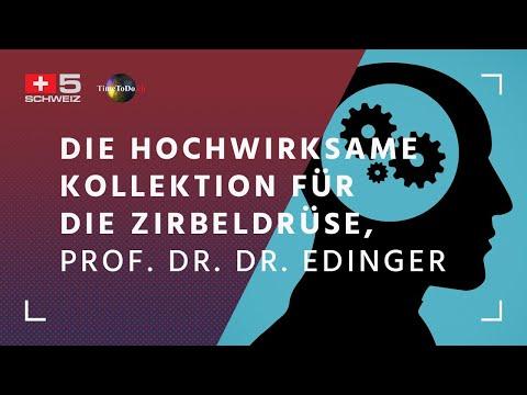 Die hochwirksame Kollektion für die Zirbeldrüse, Prof. Dr. Dr. Edinger, TTD-Sendung vom 24.02.2021