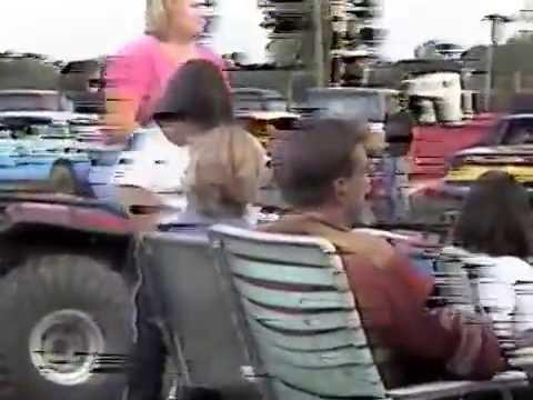Bill Waite Jr 3JR Lee County Speedway Donnellson IowaJune 29th 2000 410 Wing Sprint Car Race