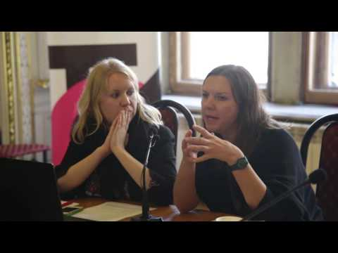 Anna Bitkina and Maria Veits, Creative Association of Curators TOK /Russia, Q&A