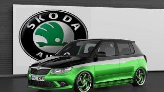 Skoda Fabia RS - Большой тест драйв