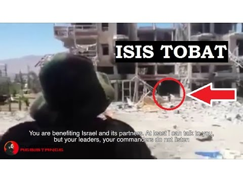ISIS TOBAT Karena Tentara Hizbullah ini @ Zabadani Suriah