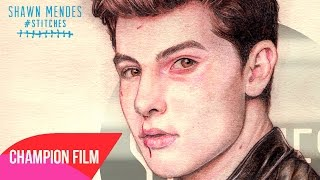 Drawing Shawn Mendes from the Music Video Stitches - created by Championfilm [FullHD]