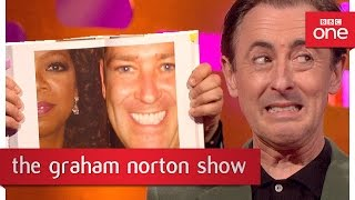 Alan Cumming's funny Oprah Winfrey story - The Graham Norton Show 2017: Episode 7 Preview – BBC One