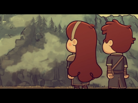 Gravity Falls: Mabel's guide to fast travel