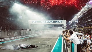 F1 2019 Season Finale & Celebrations! (Behind The Scenes Highlights) | Nico Rosberg | Abu Dhabi