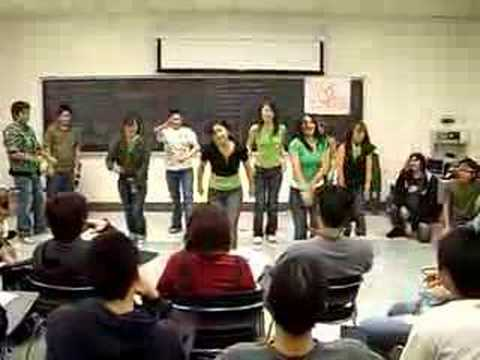 1/29/08 - USC Nikkei Hip Hop's First Performance