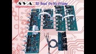 Hướng dẫn kết nối Board trong ampli