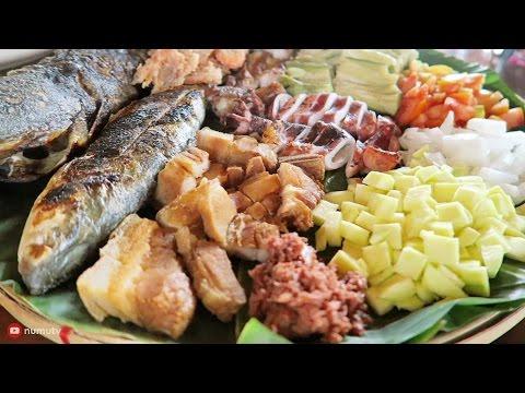 Trying Filipino Food in Lingayen-Alaminos Pangasinan | Best Filipino Restaurants in the Philippines