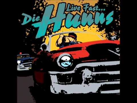 Die Hunns - Ain't It a Shame (Outtake Version)