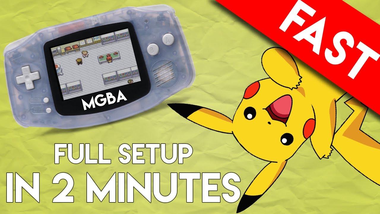 mgba emulator download
