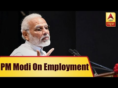 More Than A Lack Of Jobs, The Issue Is A Lack Of Data On Jobs, Says PM Narendra Modi