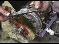 Самодельное точило из мотора от стиралки, 1 часть.
