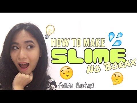 How to make slime no borax english bahasa indonesia how to make slime no borax english bahasa indonesia felicia bastari ccuart Gallery