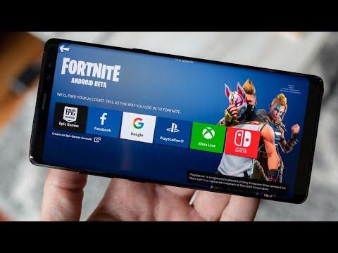 Fortnite on Android is Now Available for Everyone -Download Now- - 동영상
