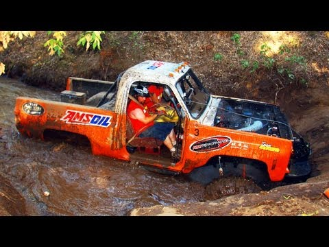 Tank Trap Part 2 & Crowning a Winner! - Top Truck Challenge 2013