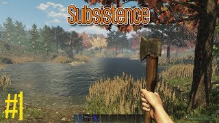 Subsistence - Survival mal ohne Zombies