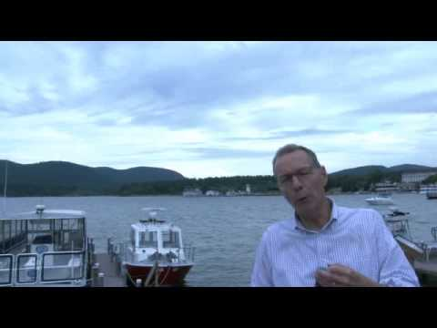 On the Road With Terry Smith - Lake George, New York