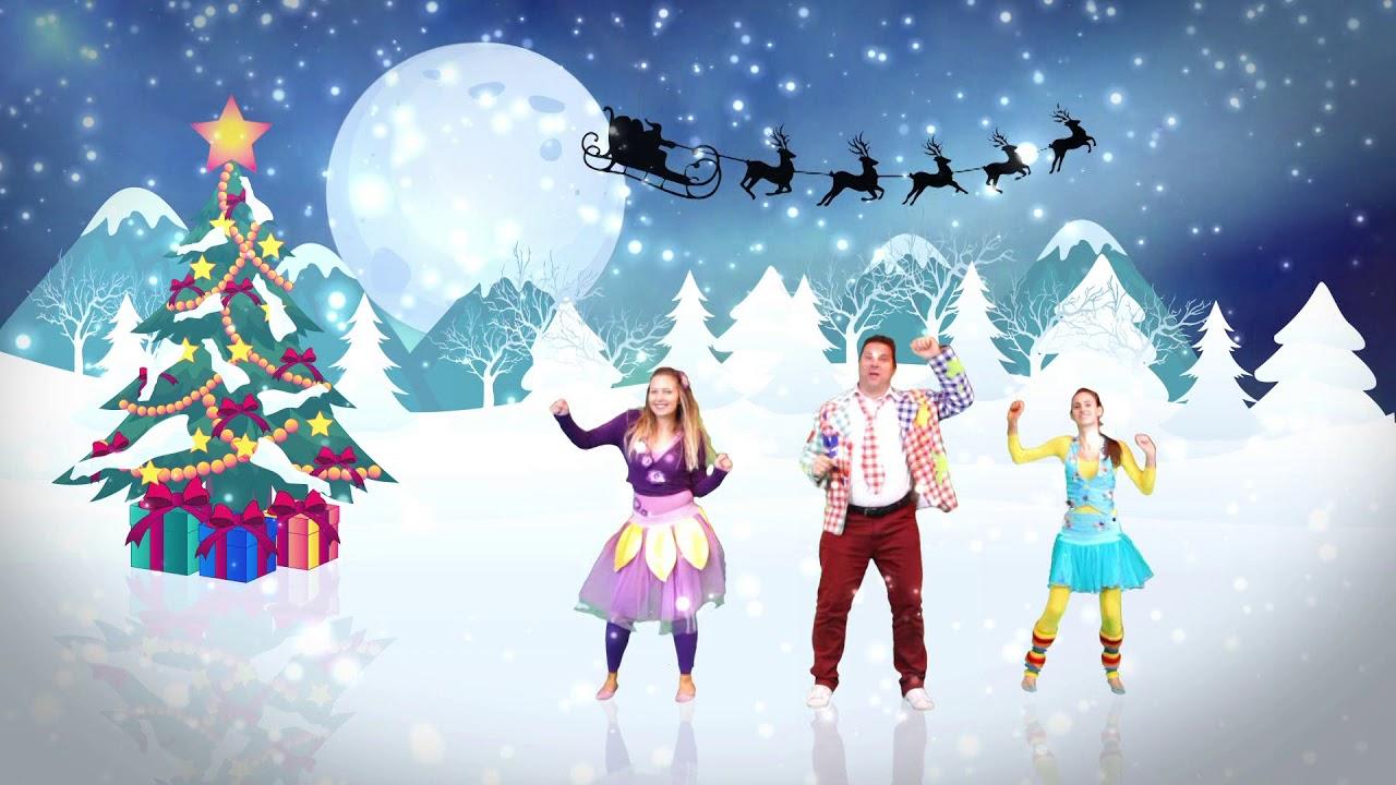 Oh Oh Oh Il Ballo Di Babbo Natale Ciccio Pasticcio Band Pepita Onlus Baby Dance Bans Youtube