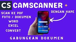 CamScanner: Scan ke PDF, Gabungkan dokumen, dan  Convert screenshot 3