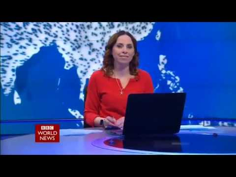 BBC World Business Report US-China Trade War 11th July 2018