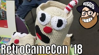 RetroGameCon 2018 - Tour and Pickups