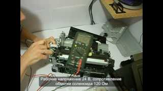 Смотреть видео ремонт оргтехники