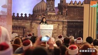 الدكتورة أمل القبيسي: دعوات السلام تعلو فوق قوى الظلام