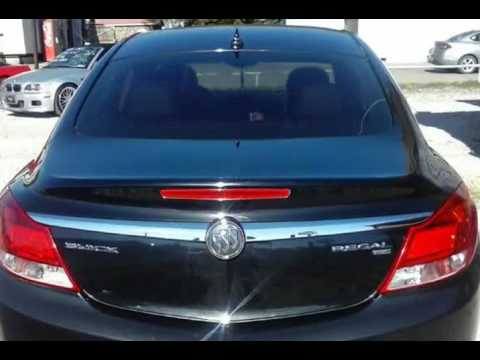 2011 Buick Regal 4dr Sdn CXL RL1 (Russelsheim) *Ltd Avail* (Rockdale, Texas)
