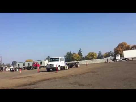 CDL Parallel Parking Training California USA 2