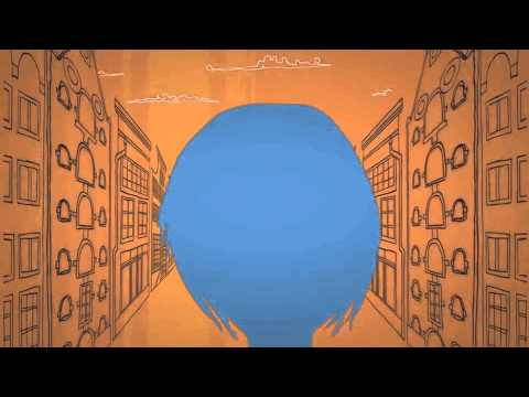 Parov Stelar - Lost in Amsterdam (motion graphic)