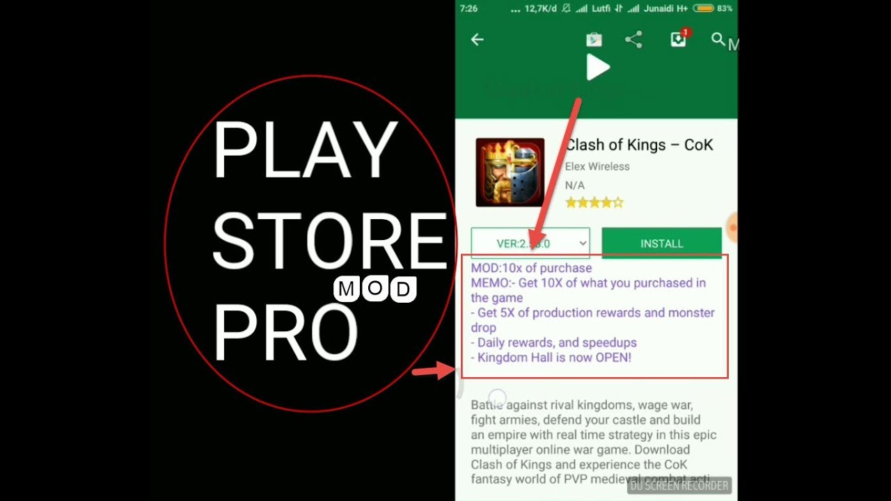 download aplikasi play store pro mod