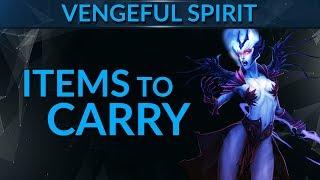 CARRY Vengeful Spirit: Item Builds | Dota 2 Guide