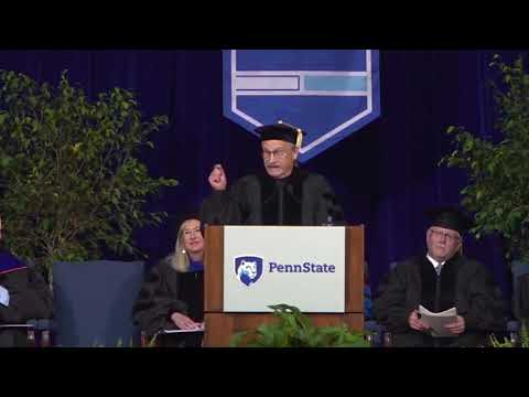 Spring 2018 Commencement Address Donald P Bellisario College of Communications