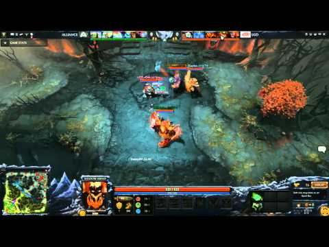 Alliance vs LGD - WCA 2015 Playoffs Finals - G5