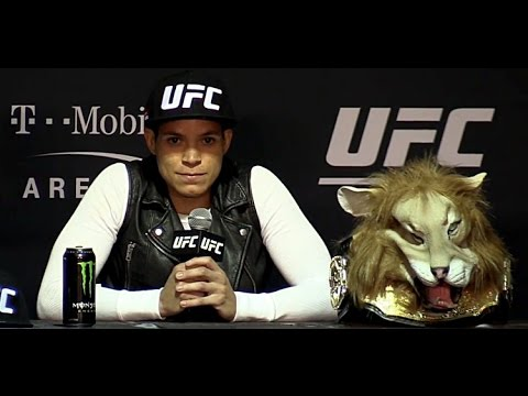 Thumbnail: Amanda Nunes Rips Ronda Rousey's Coach After UFC 207 Destruction