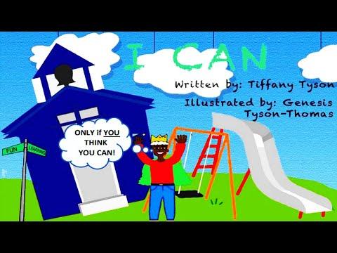 I CAN by Tiffany Tyson | Kids Books Read Aloud | Children's Books | Children's Storytime | Readaloud