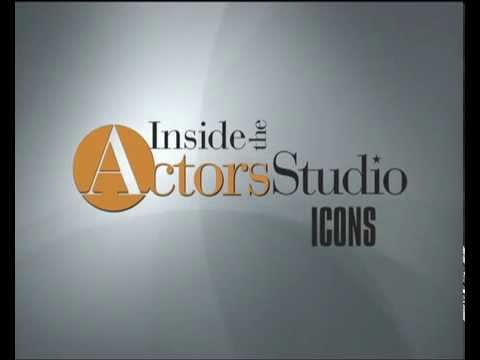 Icons - Inside The Actors Studio - Out Now On DVD