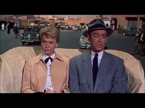 The Man Who Knew Too Much,  Scene    James Stewart  (1956)