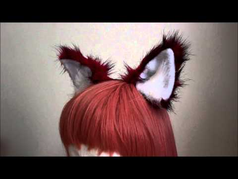 How To Make Cat Ears With Bobby Pins