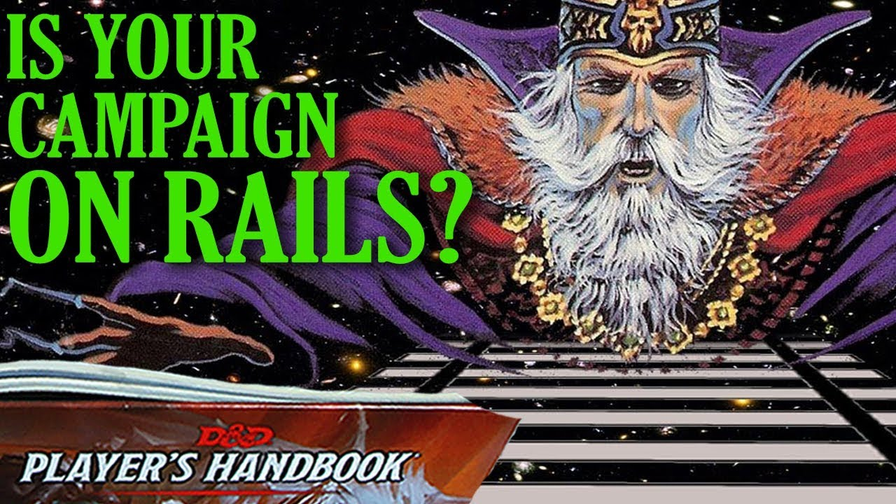 Is Your D&D Campaign
