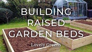 Gambar cover Building Raised Garden Beds