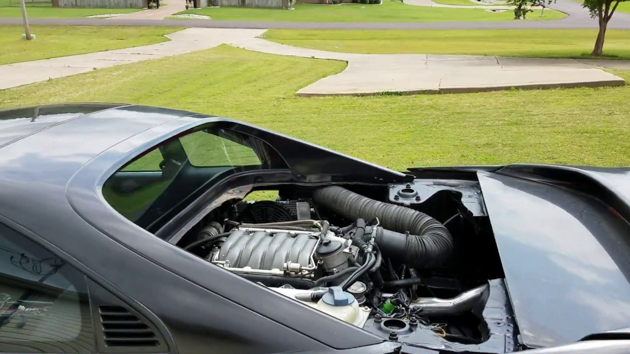 This V-8-Swapped MR2 is RidiculousBut it Runs - The Drive