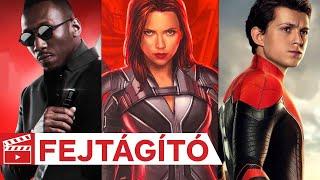 Minden, amit a Marvel 14 új filmjéről tudni érdemes!