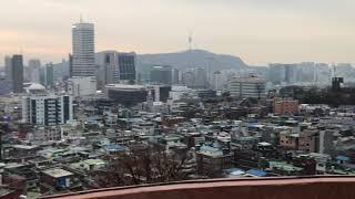 2020.01.05 서울 창신동 산마루 놀이터 옥상 전…