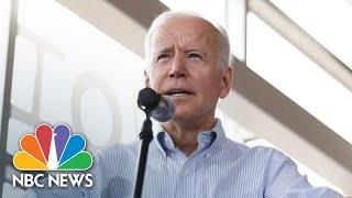 Joe Biden: President Donald Trump 'Is Literally An Existential Threat To America' | NBC News