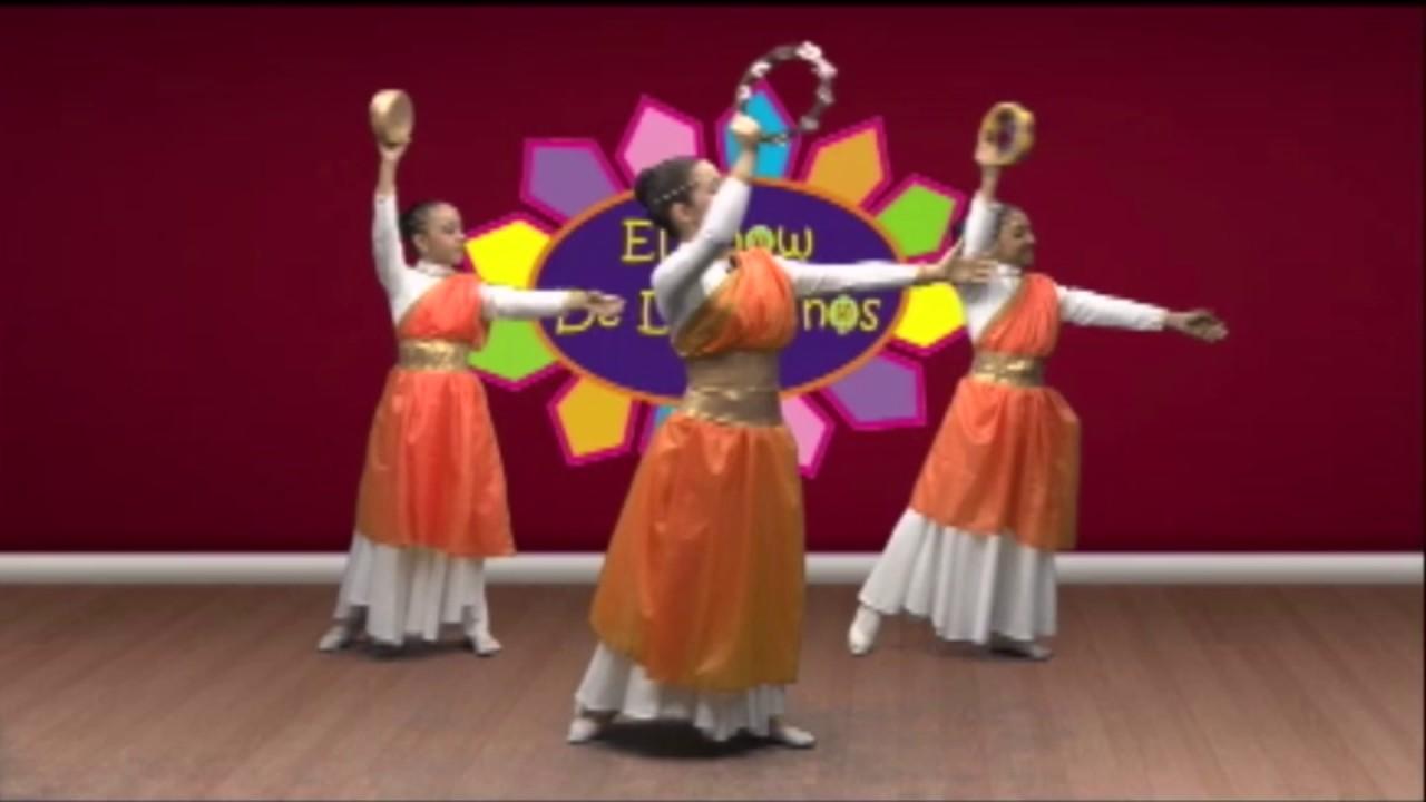 Clase de Danza Cristiana - Patrón Fe - YouTube 7d1872ccc15