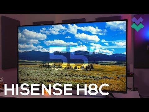 Hisense H8C Review: Best Budget 55