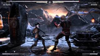Mortal Kombat X 4K/60fps PC Max Settings gameplay - MSI GTX 980 Gaming 4G