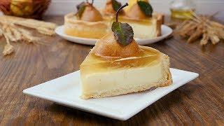 Как приготовить пирог с грушами - Рецепты от Со Вкусом