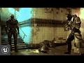 UE4 Matinee Fight Scene | Unreal Engine